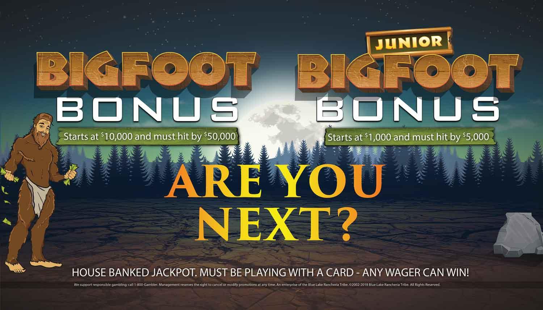 Bigfoot Bonus