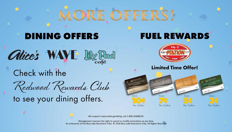 Redwood Rewards