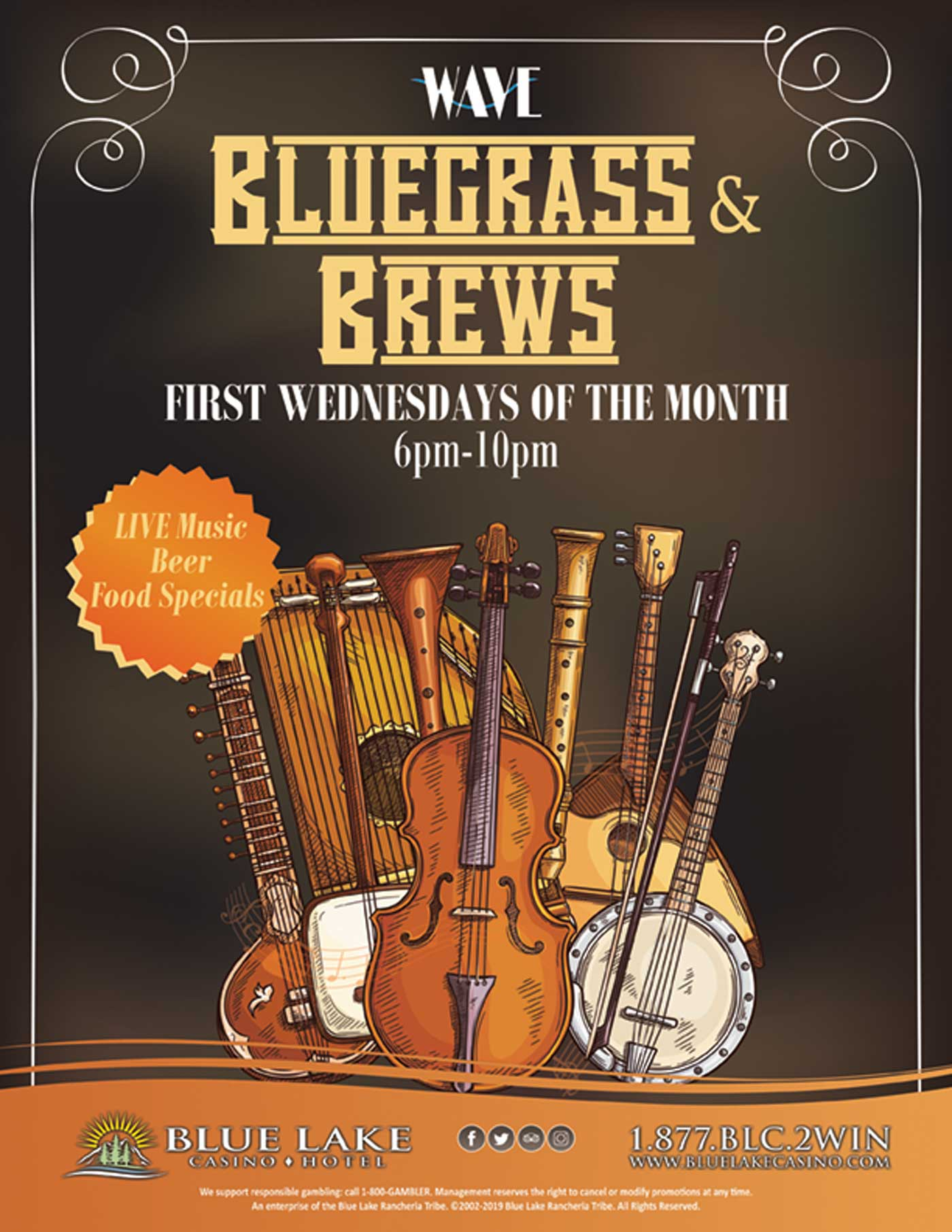 Bluegrass and Blues