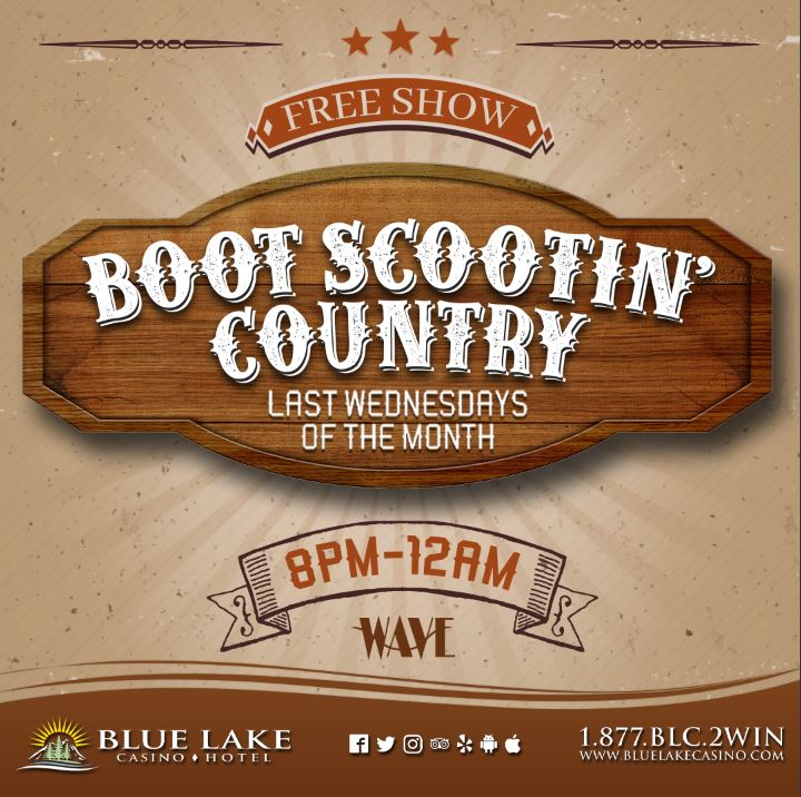 Boot Scootin' Country